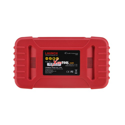 Original LAUNCH CRP123X 4 System Automotive Code Reader for Engine Transmission ABS SRS Diagnostics with AutoVIN Service