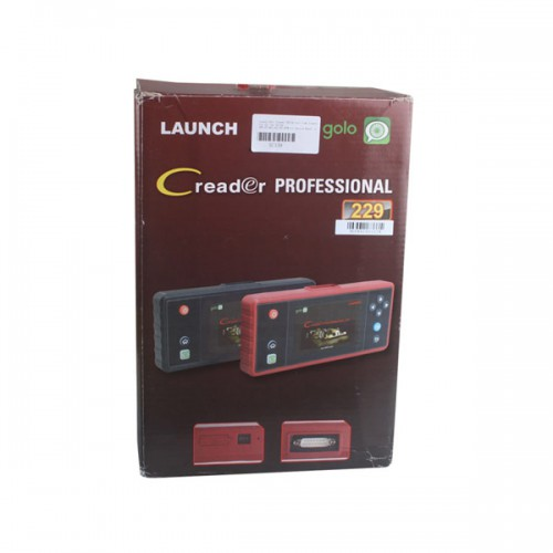 LAUNCH X431 Creader CRP229 Auto Code Scanner for All Car System ENG,AT,ABS,SAS,IPC,BCM,Oil Service Reset