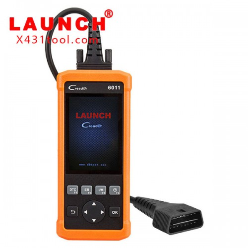 Launch CReader 6011 OBD2/EOBD Diagnostic Scanner with ABS and SRS System Diagnostic Functions