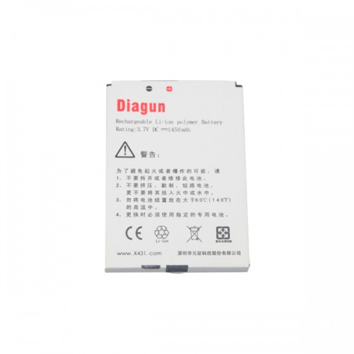 Original X431 Diagun Battery Sell Alone FreeShipping