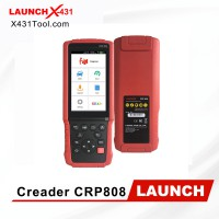 Original Launch CRP808 Full System OBD2 Diagnostic Tool for America Cars Only Replaced Easydiag 3.0