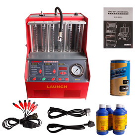 Launch X431CNC-602A Injector Cleaner & Tester 220V