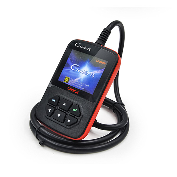 LAUNCH X431 Creader 7S OBD II Code Reader with Oil Reset Function Multi-langauge