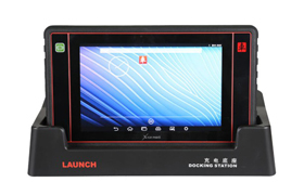 Original LAUNCH X431 PAD II X431 PAD2 WIFI & Bluetooth Diagnostic Tool Two Years Free Update Online