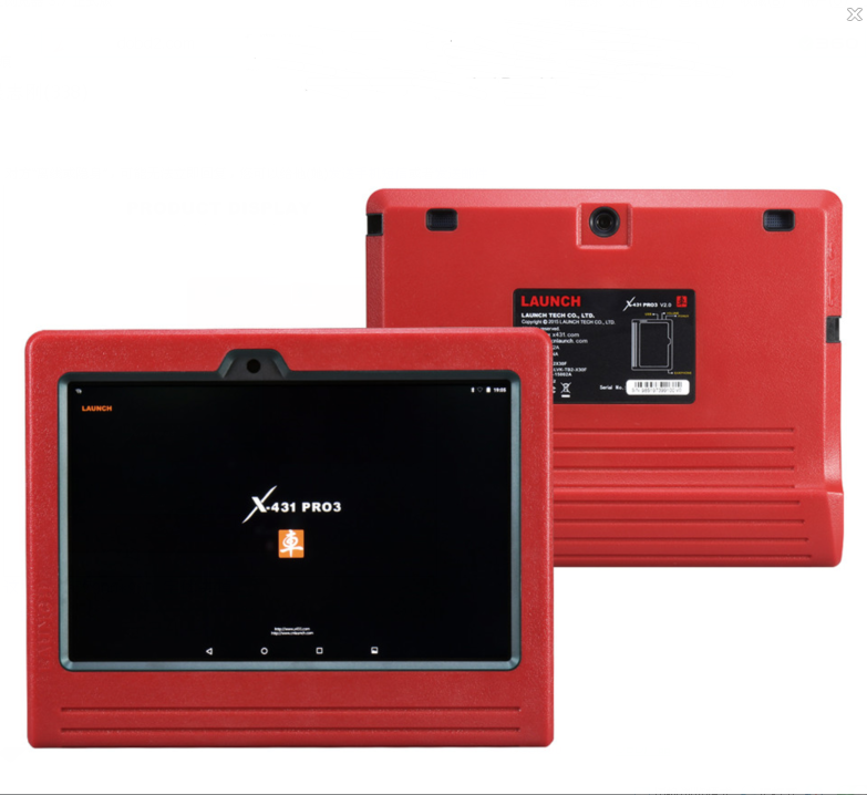 2017 New Original Launch X431 Pro3 V2.0 Scan Pad  X-431 Pro 3 Full System Car Diagnostic Scanner