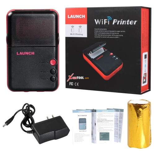 [Ship from US] Buy Original LAUNCH X431 V+ X431 PRO3 Full System Diagnostic Tool Get LAUNCH WIFI Printer Free