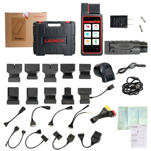Launch X431 Diagun IV Full Version Automotive Full System Diagnostic Tool Bidirectional Control Scan Tool 2 Years Free Update Online