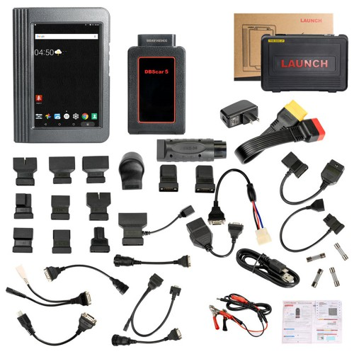 [Factory Sale][Ship from US] Buy Original LAUNCH X431 V 8 Inch Tablet Full System Diagnostic Tool Get LAUNCH WIFI Printer Free