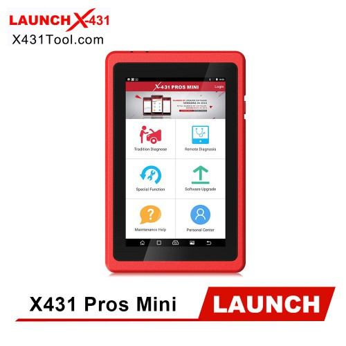 [Ship from US] Original Launch X431 Pros Mini Full System Auto Diagnostic Tool X-431 Pros Mini With 2 Years Free Update