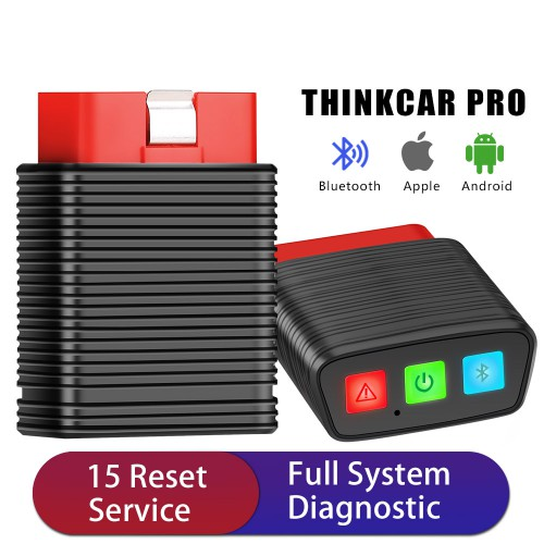 [Ship from US] Launch ThinkCar Pro Thinkdiag Mini Bluetooth Full System Auto Scanner PK Autel AP200