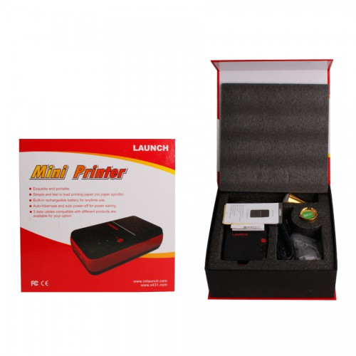 Launch X431 Mini Printer For X431 DiagunIII/X431 PAD