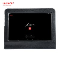 Original LAUNCH Heavy Duty Diesel Truck Diagnostic Tool (LAUNCH X431 V+ with HD III Heavy Duty Module) for 24V Trucks Only