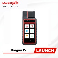 100% Original Launch X431 Diagun IV Powerful Diagnostic Tool Standard Version with Two years Free Update Online Multilanguage