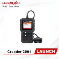 Launch Creader CR3001 Full OBD2 Scanner Engine Code Reader Same as Launch Creader 319