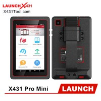 [Ship from US] Original Launch X431 Pro Mini Bi-Directional Full System Diagnostic Tool with 2 Years Free Update Online