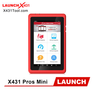 [Black Friday] [Ship from US] Original Launch X431 Pros Mini Full System Auto Diagnostic Tool X-431 Pros Mini With 2 Years Free Update