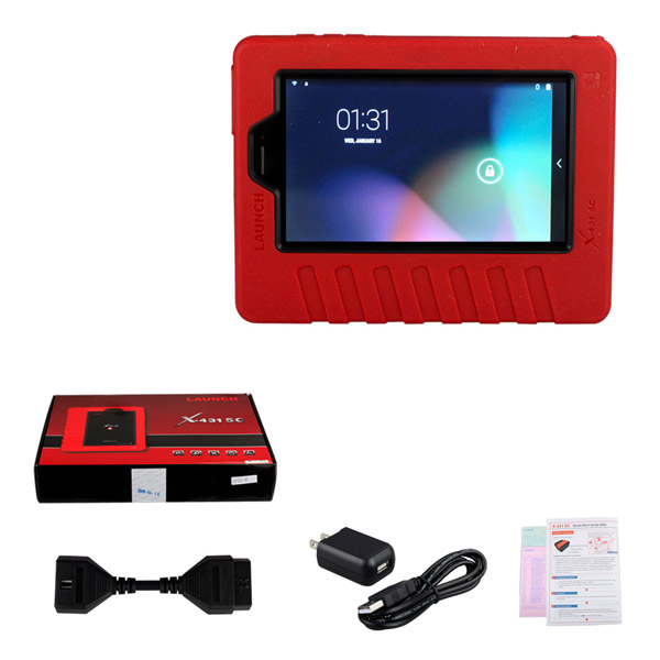 LAUNCH X431 5C Wifi/Bluetooth Tablet Diagnostic Tool Same Function as X431 V(PRO)